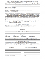 Forms | CCSF Office of Assessor-Recorder