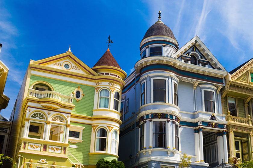Wonderful San Francisco Houses Awesome Ideas